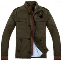 Buy cheap cotton jacket man cotton jacket NS-12090 army green from wholesalers