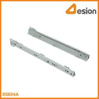 Cheap clamp on drawer slides DSE04A European drawer slides for sale