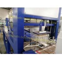 Plastic Film Heat Shrink Wrap Machine , Shrink Label Machine 700mm Max Sealing Size