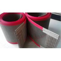 High temperature resistant anti stick Teflon mesh belt
