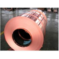 China Pure Copper Wire,tape for electrical cable Copper Foil tape on sale