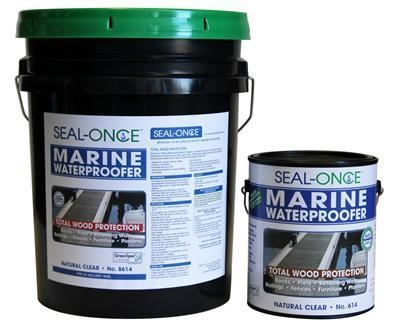 Quality Seal-Once Marine Concrete Masonry Waterproofing wholesale