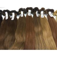 Vietnamese hair Vietnamese U tip straight color hair
