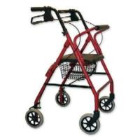 Buy cheap Soft Seat Lightweight Rollator BLUE from wholesalers