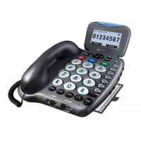 Digital Amplified Telephone with Answering Machine, Talking Called ID & Talking Keys