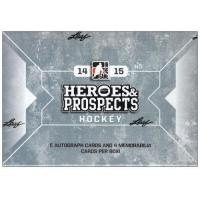 2014-15 Leaf ITG Heroes And Prospects Hockey Hobby Box