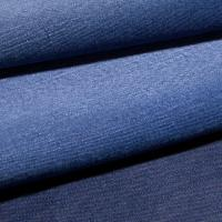Cheap indigo blue stretch denim fabric for sale