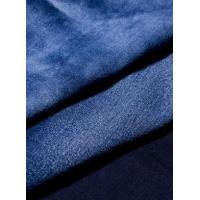 Cheap blue stretch denim fabric for sale