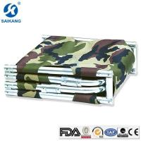 China 4 Foldable Patient First-aid Ambulance Stretcher for Medical Used on sale