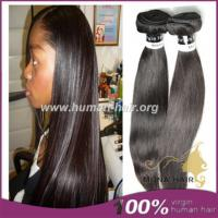 China Brazilian Virgin Hair Wonderful thick hair loss treatment for women on sale