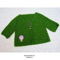 Cheap Crochet baby cardigan and jacket for sale