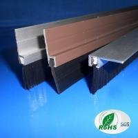 Cheap Wood Door Aluminum Sealing Strip And Bottom Sweep for sale