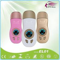 Cheap 2017 fashional zero damage chargeble 3 in 1 lady epilator for travel and house-EL01 for sale