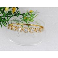 Buy cheap Korean fashion simple bracelet inlaid micro wax from wholesalers