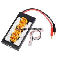 China RC Balance Paraboard Parallel Charging Board For Lipos With XT90 Connectors on sale