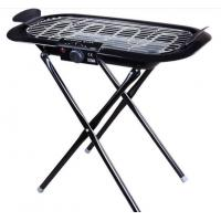 Buy cheap Stand Electric Barbecue Grill Outdoor Korea Restaurant Adjustable BBQ Electric Grill from wholesalers
