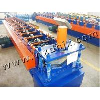 Roof gutter machine sink water stop plate molding equipment