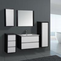 Cheap Bathroom Vanity Modern Grey Color for Big Bathroom for sale