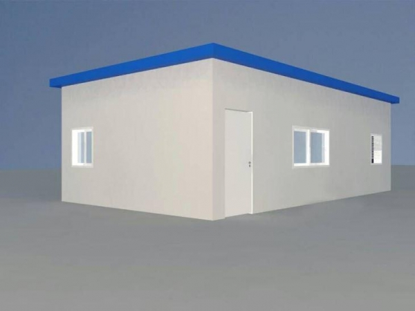 Prefab Insulated Wall Panels : Prefab house with eps sandwich panels insulated styrofoam