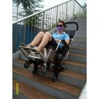 Electric wheelchairs to climb stairs stair climber for Motorized wheelchair stair climber