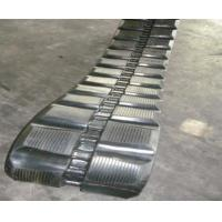 Excavator and Skid Steer Loader Rubber Track