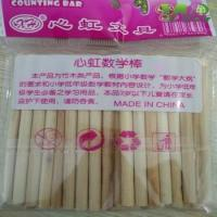 Cheap Decorative Beautiful Bamboo Sticks For Making Mathematics Rods For Kids for sale