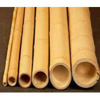 Cheap Eco-friendly Dry Straight Natural Bamboo Poles for sale