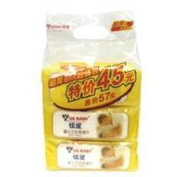 China Baby Wipes 80 wipes (3 packs) on sale