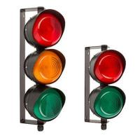 Cheap 200mm battery operated traffic signal light arrow for sale