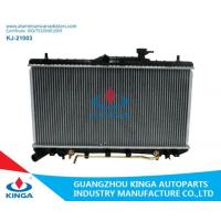 Cheap Brazed Radiator Auto Spare Parts Radiator for Hyundai Accent′99- AT for sale