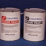 Cheap Floor Paint  Red/Grey for sale