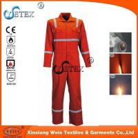 Cheap high visibility flame retardant safety garments for workers for sale