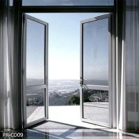 Buy cheap Double swing aluminum hinged door from wholesalers
