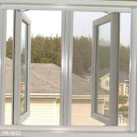 Buy cheap Double glazed aluminum casement window from wholesalers