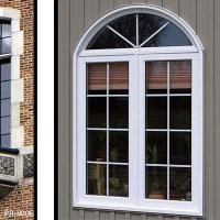 Buy cheap French style window with grill design from wholesalers