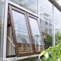Buy cheap Tempered glass awning window from wholesalers