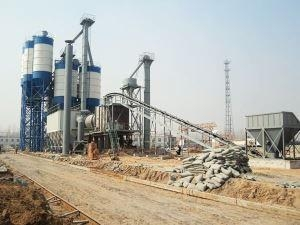 China Professional Design 30T/H Dry Mortar Mix Plant