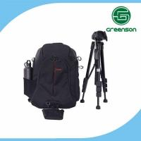 China Functional DSLR Camera Bag Backpack on sale