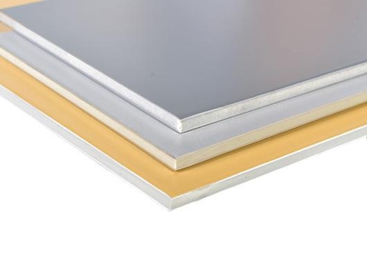 Fireproof Composite Panel : Fireproof aluminum composite panel of china litong