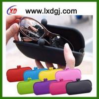 Cheap Silicone eyeglass bag for sale