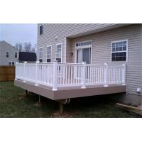 China CR-2126 WPC Composite Weatherboard Cladding/Recycled Timber on sale