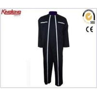 Buy cheap China Supplier 2 Zipper Coverall,100% Cotton Workwear Coverall from wholesalers