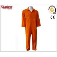 Buy cheap China Supplier 100% Cotton Fire Retardant Coverall, Reflective Working Coverall from wholesalers