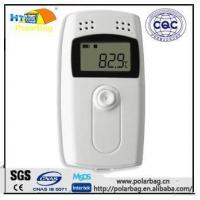 Cheap Temperature Humidity Data Logger With LCD Display for sale