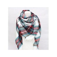 Buy cheap 2017 High Quality Warm Kint Plaid Scarf from wholesalers