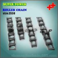 Cheap OEM High Quality S38-K S38-F Roller Chain Agricultural Made in China Wuyi for sale