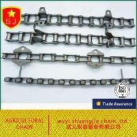 Cheap China Supplier Power Transmission Agricultural Chain S38-P S38-YA with Attachments for sale