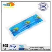 Cheap Reusable Blue Phase Change Material Ice Gel Packs for sale