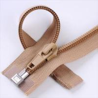 Buy cheap 8 Nylon Zipper Open-end with A/L Slider from wholesalers