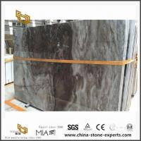 Cheap Malaysia Florest Grey Marble For Kitchen Countertop Tiles And Bathroom Design From Stone Supplier for sale